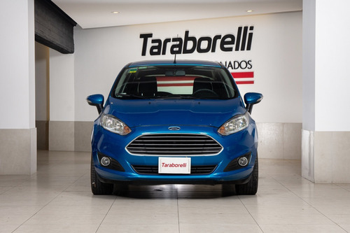 Ford Fiesta Se 1.6 Taraborelli Usados