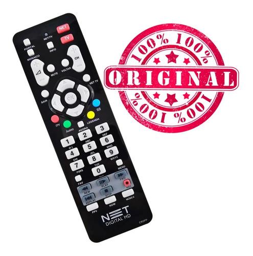 Controle Remoto Net Digital Hd Cr2fp Novo 100% Original
