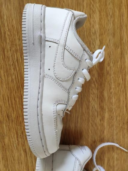 Zapatillas Nike Force Niños Talle 29 Originales