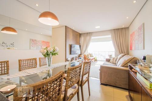 Apartamento À Venda - Vila Das Mercês, 3 Quartos,  74 - S892894771