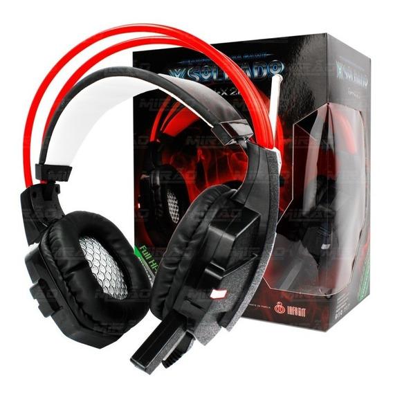 Headset Para Jogos Pc Notebook Gamer Gh-x20 Microfone Barato