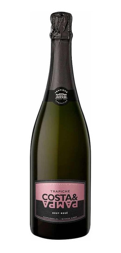 Trapiche Costa & Pampa Brut Rosé 750ml