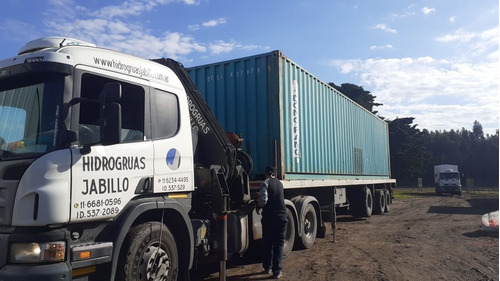 Contenedores Marítimos Containers 40' St Mar Del Plata