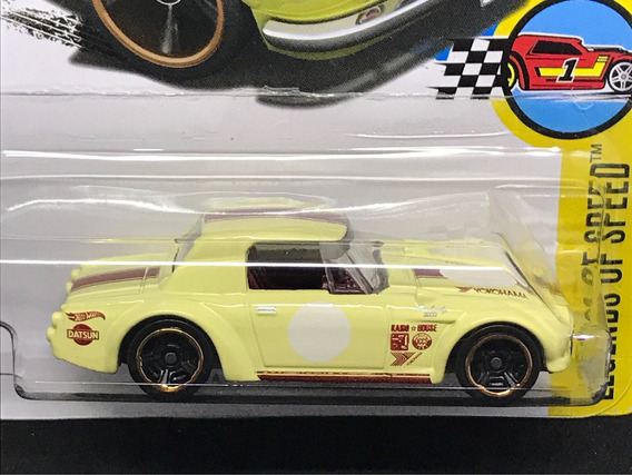 Hot Wheels Datsun Fairlady 2000 - Amarelo