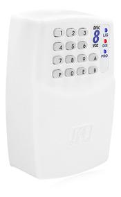 Discadora Telefônica P/ Central De Alarme E Cerca 8 Voz Jfl