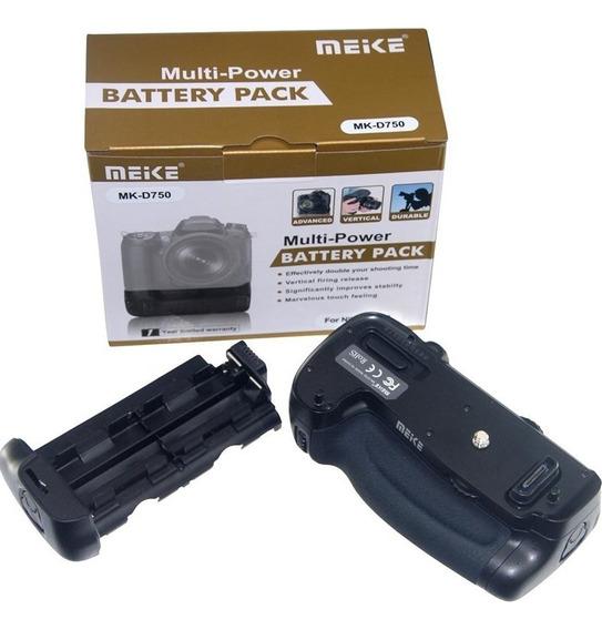 Grip Meike Para Nikon D750