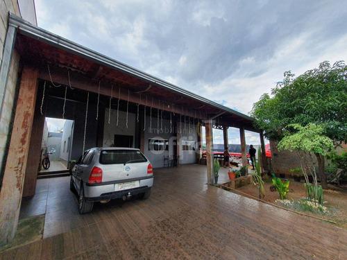 Casa À Venda, 300 M² Por R$ 450.000,00 - Residencial Flor Do Cerrado - Anápolis/go - Ca0696