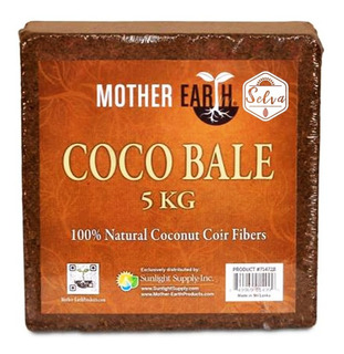 Mother Earth® Paca De Fibra De Coco