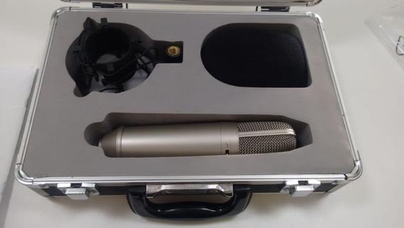 Microfone Condensador Behringer B2 Rpo + Pop Filter Santo An