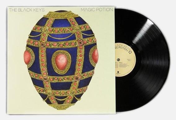 Lp Vinil The Black Keys Magic Potion Lacrado Original