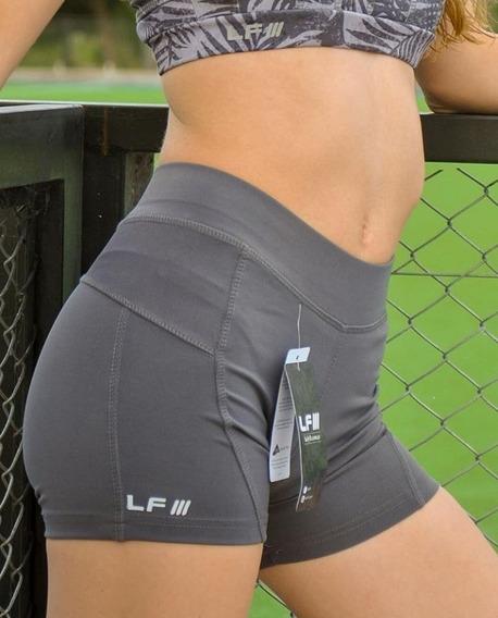 Short Mujer Sport Calza Corta Ladyfit - Fitness Point