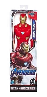 Muñeco Iron Man Titan Avengers Marvel - Sharif Express