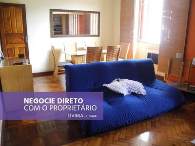 Apartamento Reformado, 2 Quartos, À Venda No Flamengo - Rj - Ap0533