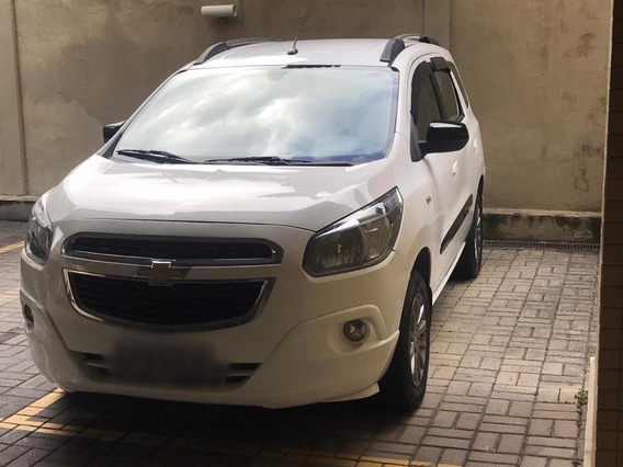 Chevrolet Spin 1.8 Advantage 8v Flex Manual - Com Gnv Ger.5