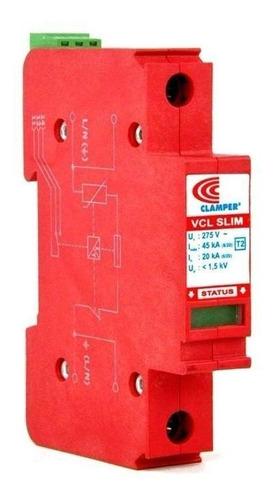 Protetor Contra Surto Clamper Vcl 275v 45ka Slim - Dps