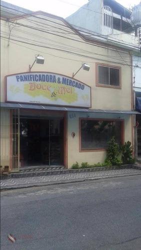 Sobrado Comercial  Com 2 Dormitórios À Venda, 350 M² Por R$ 1.100.000 - Vila Constança - São Paulo/sp (j) - So0163