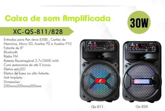 Caixa De Som Bluetooth 30w X-cell Promoção