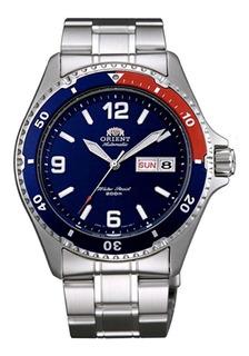 Orient Mako Ray New Model Diver Pepsi Faa02009d Promo Cuotas