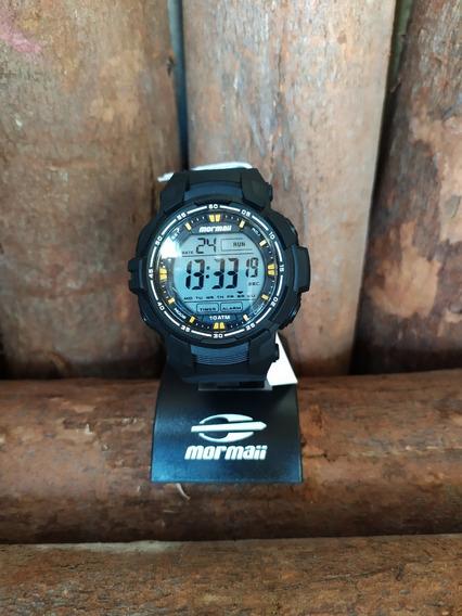 Relógio Mormaii Masculino Mod Mo8121ab/8y - Original Com Nf