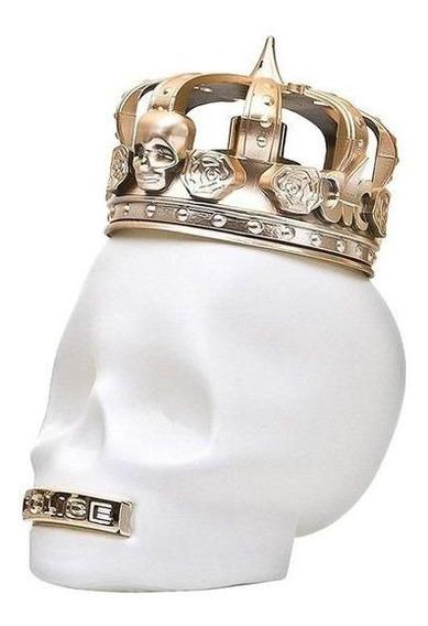 Perfume Police To Be The Queen Eau De Parfum Feminino 125ml