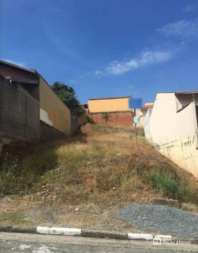 Terreno À Venda, 334 M² Por R$ 160.000,00 - Monte Verde - Poços De Caldas/mg - Te0559