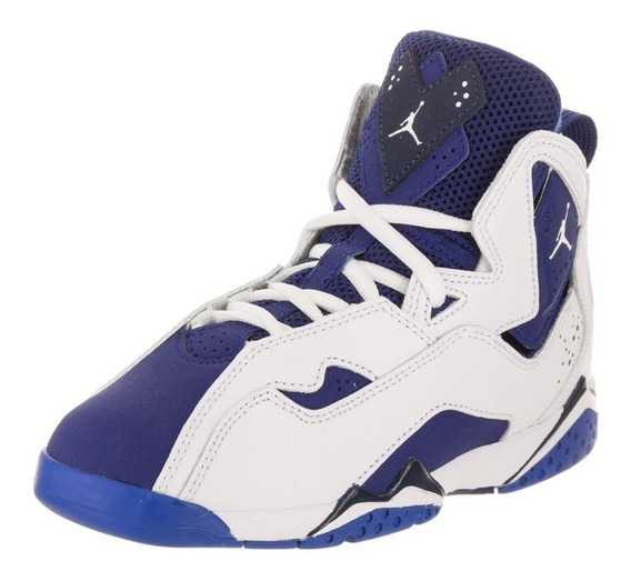 Tenis Jordan Niños Air True Flight Retro 7s Basketball Origi