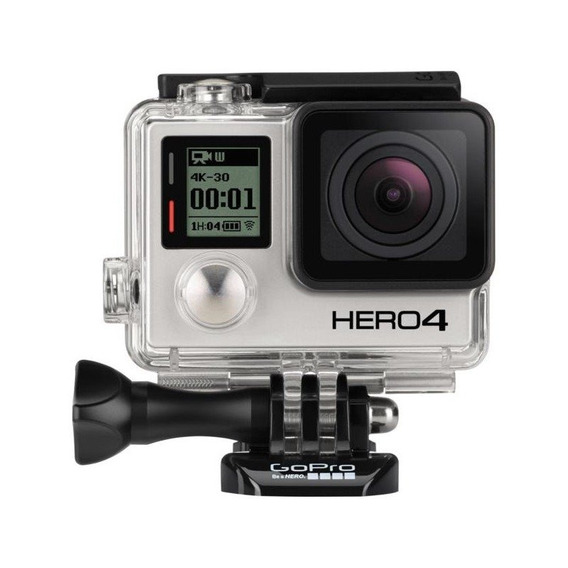 Câmera Gopro Hero4 Chdhx-401 Black 12mp Wi-fi Bluetooth