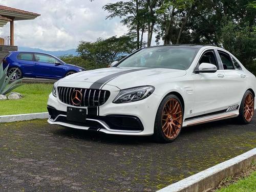 Imagen 1 de 10 de Mercedes-benz Clase C 4.0 63 Amg S At 2017