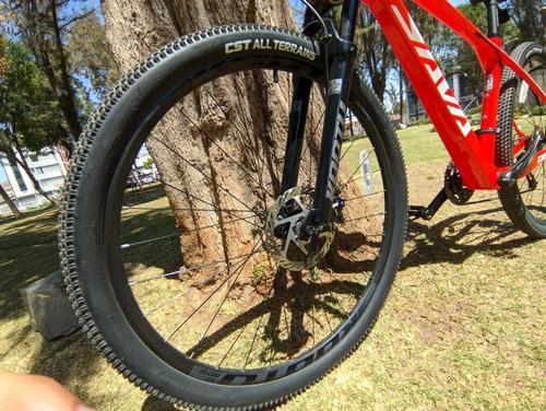 Imagen 1 de 10 de Bicicleta Sava Carbono