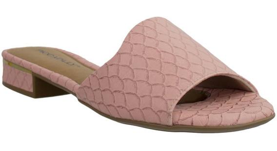 Chinelo Rasteira Slide Piccadilly Feminino 558011-7