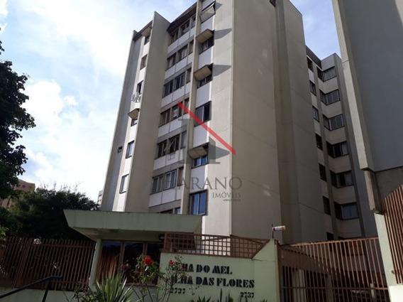 Apartamento Padrão Com 2 Quartos - 884336-v