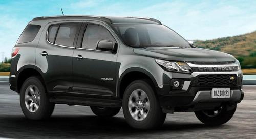 Nueva Chevrolet Trailblazer 2.8 Td 4x4 Premier At Yi
