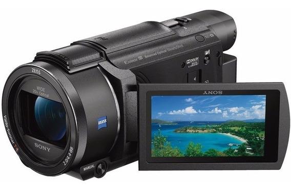 Filmadora Sony Fdr Ax53 4k Ultra Hd Handycam