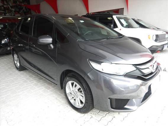 Honda Fit 1.5 Dx 16v Flex 4p Automatico 2017