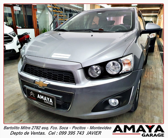 Amaya Garage - Chevrolet Sonic Lt Extra Full Sedan Año 2012
