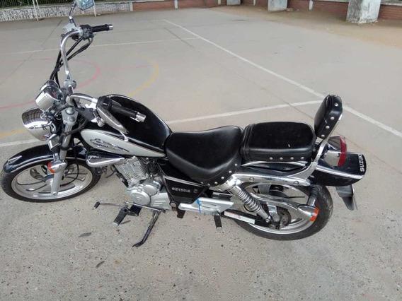 Motocicleta Suzuki Gz150 Moto