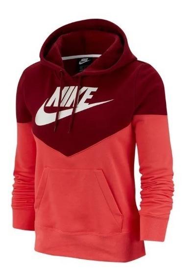 Buzo Nike Mujer Hoodie Canguro Ar2509850 Envio Gratis Dxt