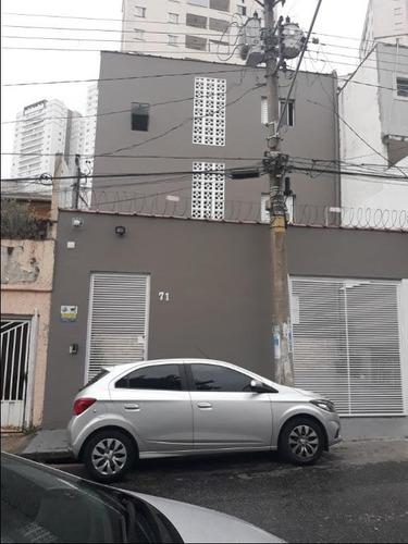 Kitnet Com 1 Dormitório Para Alugar, 17 M² Por R$ 950,00/mês - Butantã - São Paulo/sp - Kn0357