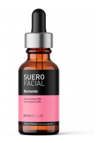 Imagen 1 de 1 de Suero Facial Niacinamida 10% Biobellus Serum X 30