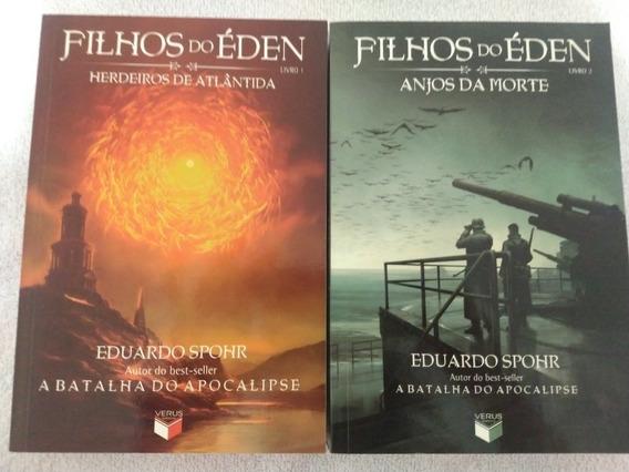 Livros 1 E 2: Filhos Do Éden