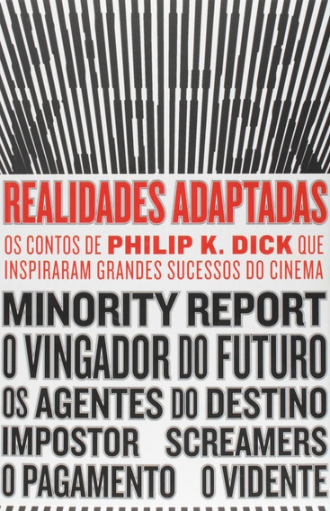 Realidades Adaptadas Livro Philip K. Dick Frete 10 Reais