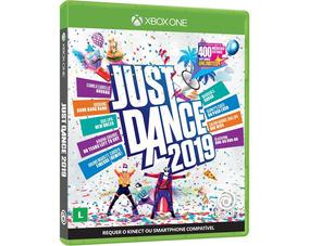 Jogo Just Dance 2019 Xbox One Blu-ray