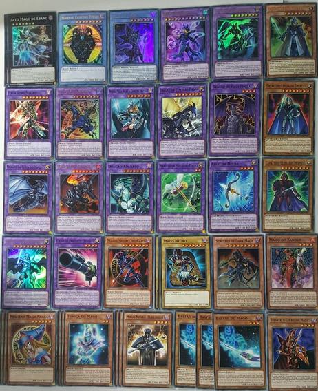 Dark Magician / Mago Negro Deck Set Yugioh! Oficial!