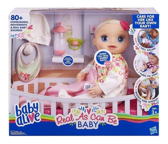 Boneca Baby Alive Meu Querido Bebê E2352 Hasbro