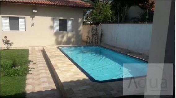 Casa Para Temporada Em Itanhaém, Cibratel Ii, 3 Dormitórios, 1 Suíte, 2 Banheiros, 4 Vagas - It377t_2-804774
