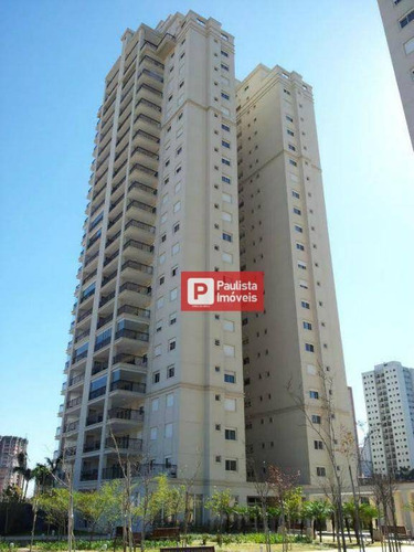 Apartamento À Venda, 168 M² Por R$ 1.245.000,00 - Vila Mascote - São Paulo/sp - Ap25496