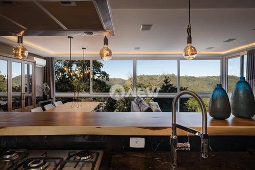 Imagem 1 de 11 de Apartamento Com 2 Dormitórios À Venda, 117 M² Por R$ 2.380.000,00 - Jardim Bela Vista - Gramado/rs - Ap3029
