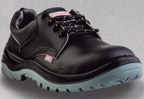 Imagen 1 de 9 de Zapato Seguridad Grafa 70 Mod 103 Cuero Suela Pu Iram 36al46