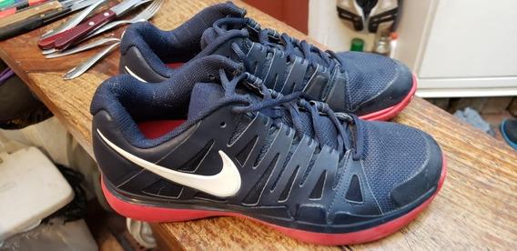 Excelente Zapatillas Pipa De Tennis,us9,usadas,como Nuevas