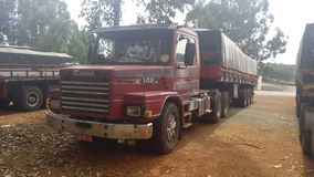 Scania 142hs + Carreta Rondon 50.000 Avista